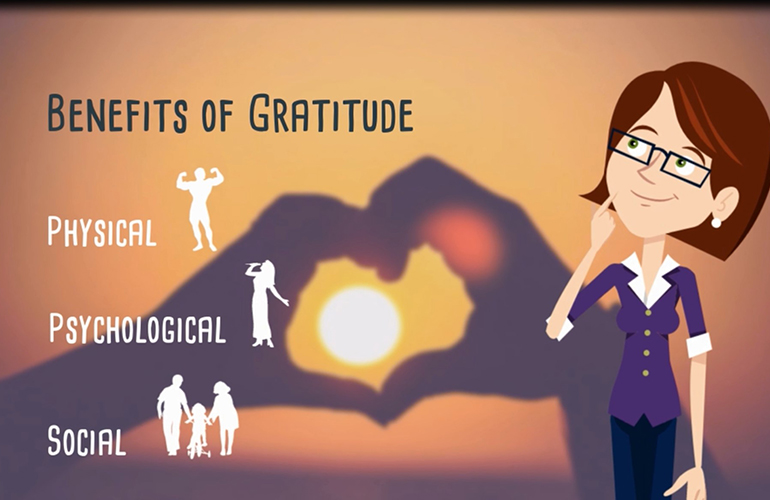 Happiness.org - HOW TO Develop A Gratitude Practice