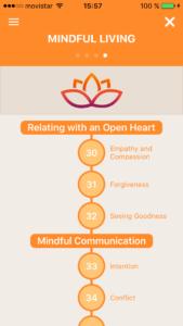 Sounds true mindfullness daily app by tara brach and jack kornfield review screenshot