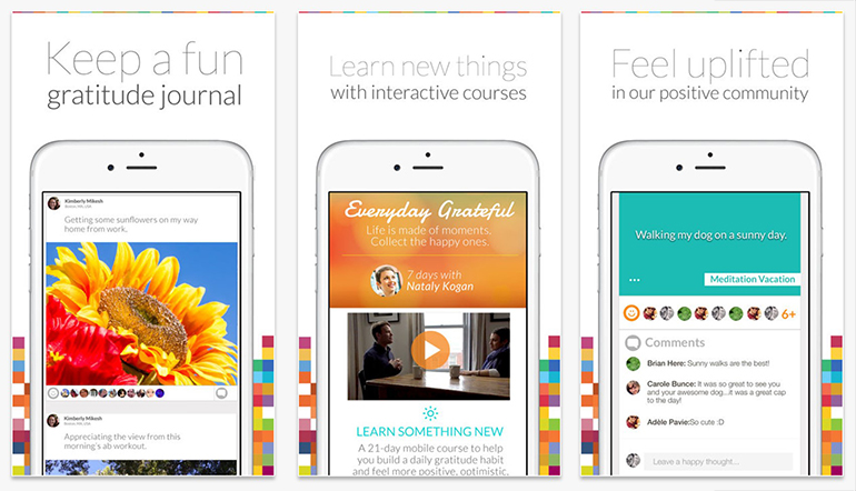 happier - The 3 Best Happiness Apps To Improve Your Well-Being