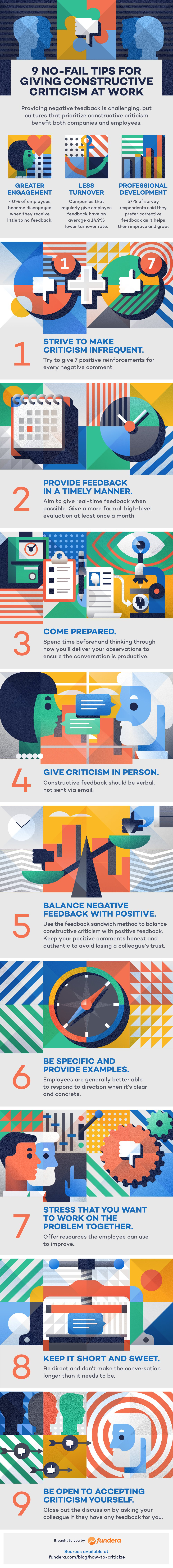 9 Tips for Constructive Criticism at Work