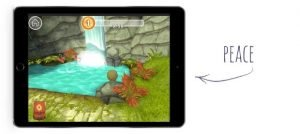 waterfall - Apart of Me – a safe virtual space to help young people grieve - happiness