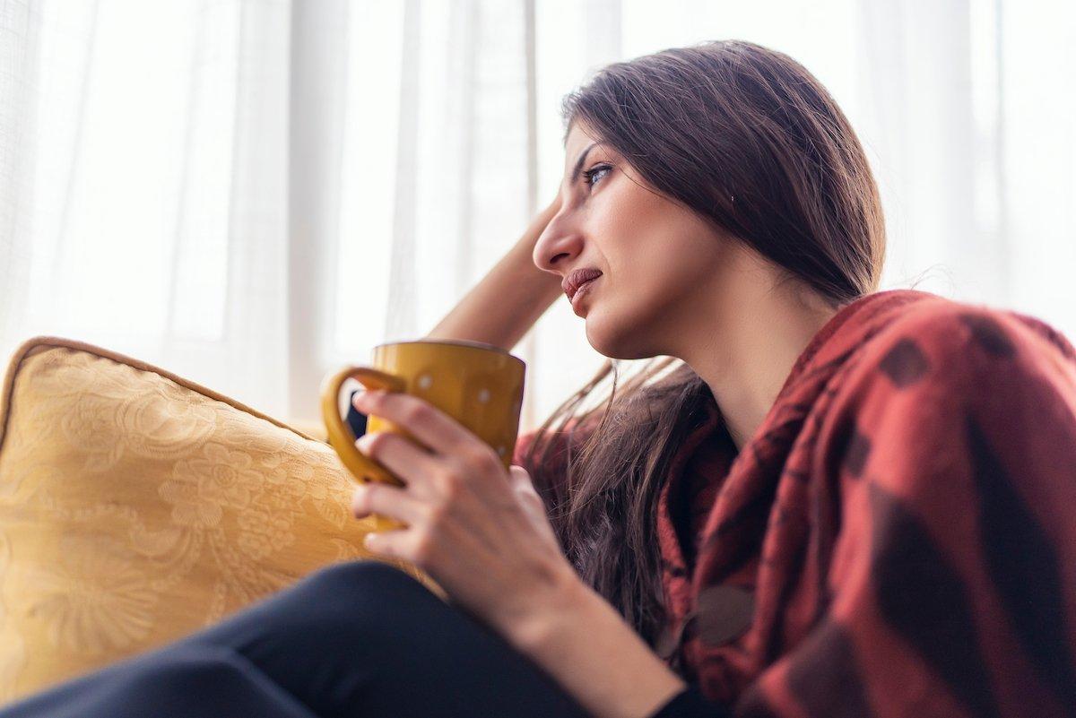 Innehalten zum Nachdenken: zwanghaftes Nachzudenken, kann zu Ängstlichkeit führen