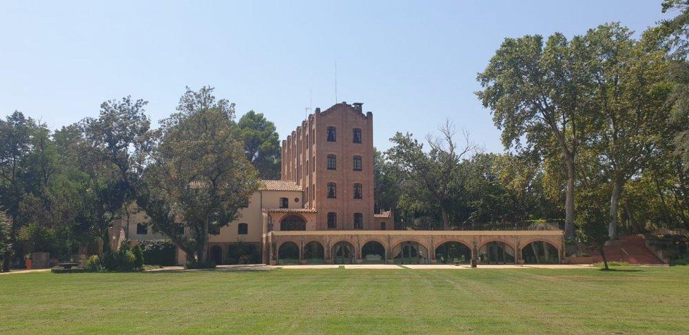 The retreat center for the company ayahuasca retreat - quite fancy!